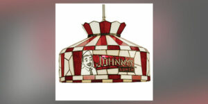 Meyda Lighting Creates Custom Lighting for Johnny's Lunch and Other Businesses throughout the Nation