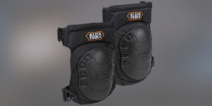 Klein Tools Launches New Knee Pads for All-Day Comfort