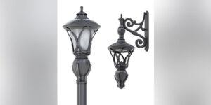 Sun Valley Lighting Introduces European-Styled Marbella LED Luminaire